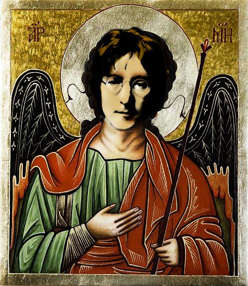 John Lennon S Heaven Adrian Schoonmaker